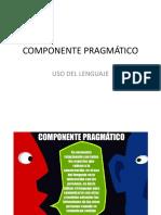 Componente Pragmático. PDF