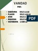 LA VANIDAD.pptx