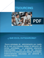 Sesion 14 C Outsourcing