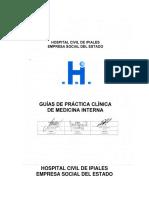 guías medicina interna