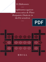 Han Baltussen - Theophrastus Against the Presocratics and Plato.pdf