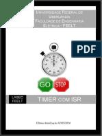 Aula Prática 05 - TIMER Com ISR (Atualizada Em 01-05-2016 )