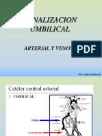 Canalizacion Umbilical