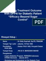 DPP4 for diabetic patient