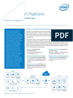 Iot Platform Reference Architecture Paper