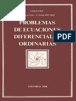 Problemas de Ecuaciones Diferenciales Ordinarias - A. Kiseliov, M. Krasnov, G. Makarenko - 4ta Edición