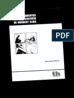 Romero Moñivas - Los Fundamentos de La Sociología de Norbert Elias