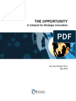 White Paper the Opportunity