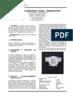 Proyecto Transmisor e Indicador de Caudal