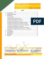 Sgi-p-mr-900.03 Procedimiento de Emergencias Mina Rajo Abierto