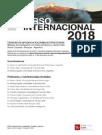 Curso Posgrado Internacional 2018 Caviahue-Copahue
