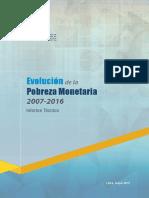 Pobreza monetaria en Peru hasta 2016.pdf