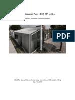 BEA Monterrey - LEED Case Study