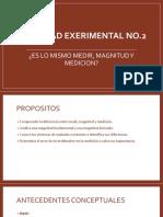 Practica 2 Medición