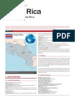 República de Costa Rica - FICHA PAIS