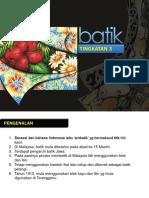 Psv Tingkatan 3_batik