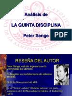 Análisis de La 5A Disciplina