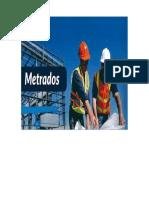 Estructuracion y Metrados de Cargas UNP