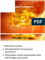 Askep Pankreatitis