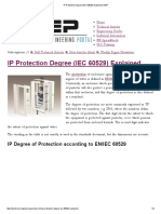 IP Protection Degree (IEC 60529) Explained _ EEP