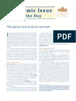 The Janus Face of Price Controls