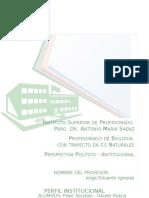 PPI2017 Proyecto perspectiva politica
