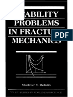 Stability Problems in Fracture Mechanics