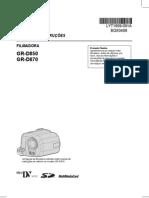 Manual Gr d870
