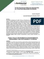 1. Instrumentos de Polticas Pblicas Em Gesto Ambiental e Sustentabilidade No (1)