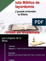 Biblia Hermeneutica