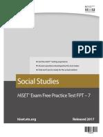 Social Studies 1...