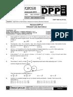 Maths DPP (5)