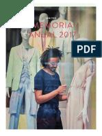 Memoria Anual 2017 Inditex