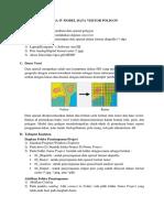 Model Data Vektor Poligon