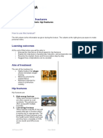 FSP ORP Handout English Intertrochanteric Femoral Fractures Final