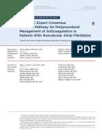 Anticoagulacion en FA no válvular, periprocedimientos, AHA 2017.pdf