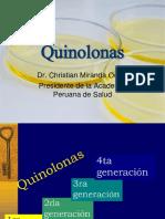 1.- QUINOLONAS