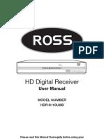 Ross HD Sattelite