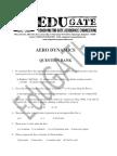 Aerodynamics Question Bank