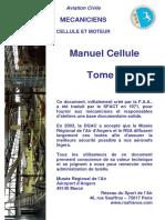 Cellule TOME 1