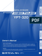 Yamaha PSR E323 manual.pdf