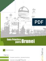 Comercio con Brunei