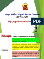 Primera Clase Biologia