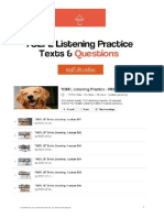 【E-book】Texts-Questions-of-50-Lectures-for-TOEFL®-Listening-Practice