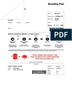 Cirilo t. Talisay Boarding Pass for 03192018