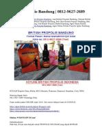 British Propolis Bandung   0812-9627-2689