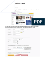Tata Cara Membuat Email
