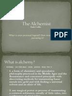 The Alchemist PPT