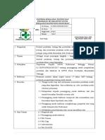 V SPO Kontrol Peralatan, Testing Dan Perawatan Secara Rutin Untuk Peralatan Klinik Yang Digunakan
