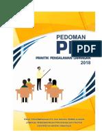 1_20180731113450. Pedoman Ppl Sarjana Pendidikan Tahun 2018